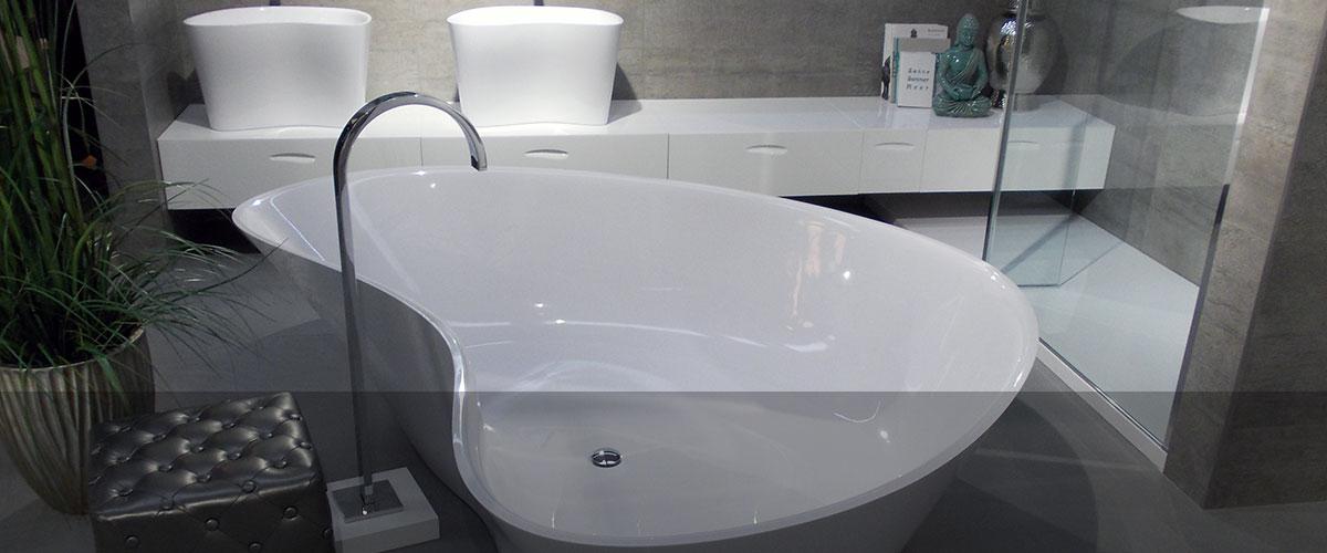 Stilvolle Badezimmer mit SPA-Feeling